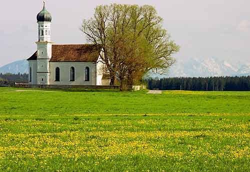 Frühling im Land