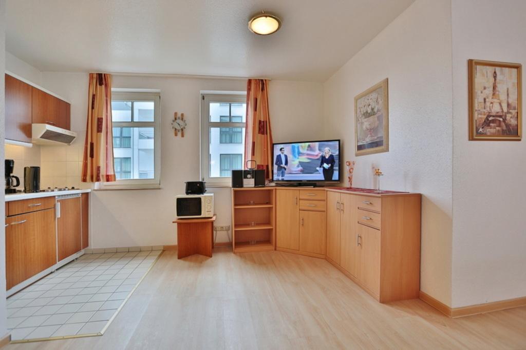 Strandhotel Niendorf, STH018, 2 Zimmerwohnung