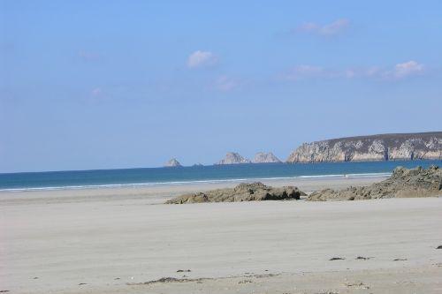 Strand , ca 2,5 km vom Haus