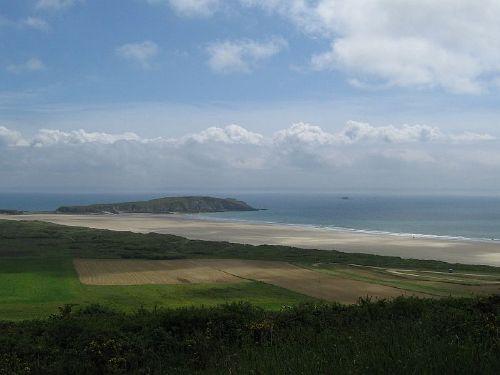 Strand Halbinsel Crozon