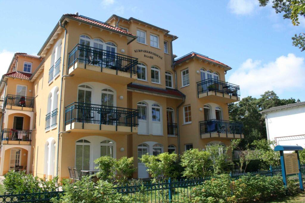 Kurparkresidenz Baabe Whg. 14 - Meerseite mit Blic