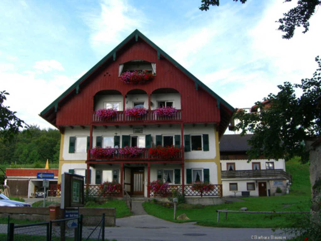 Ferienwohnung Zum Landesteg, FeWo Schlo�blick