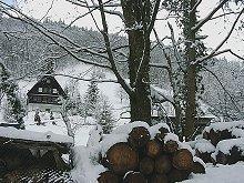 rund ums Haus im Winter