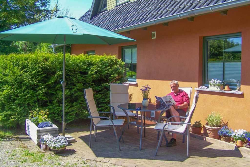 Ferienhaus am Museumshof, Ferienwohnung 'Richard'