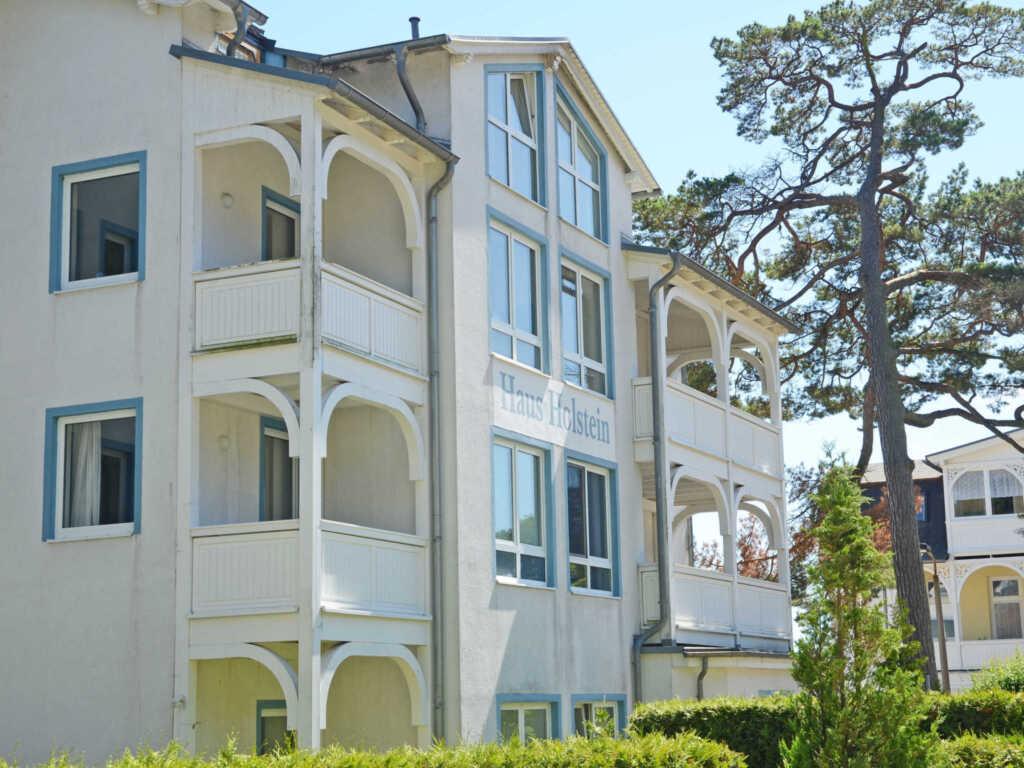 Haus Holstein F 567 WG 06 im 1.OG + Balkon zur Abe