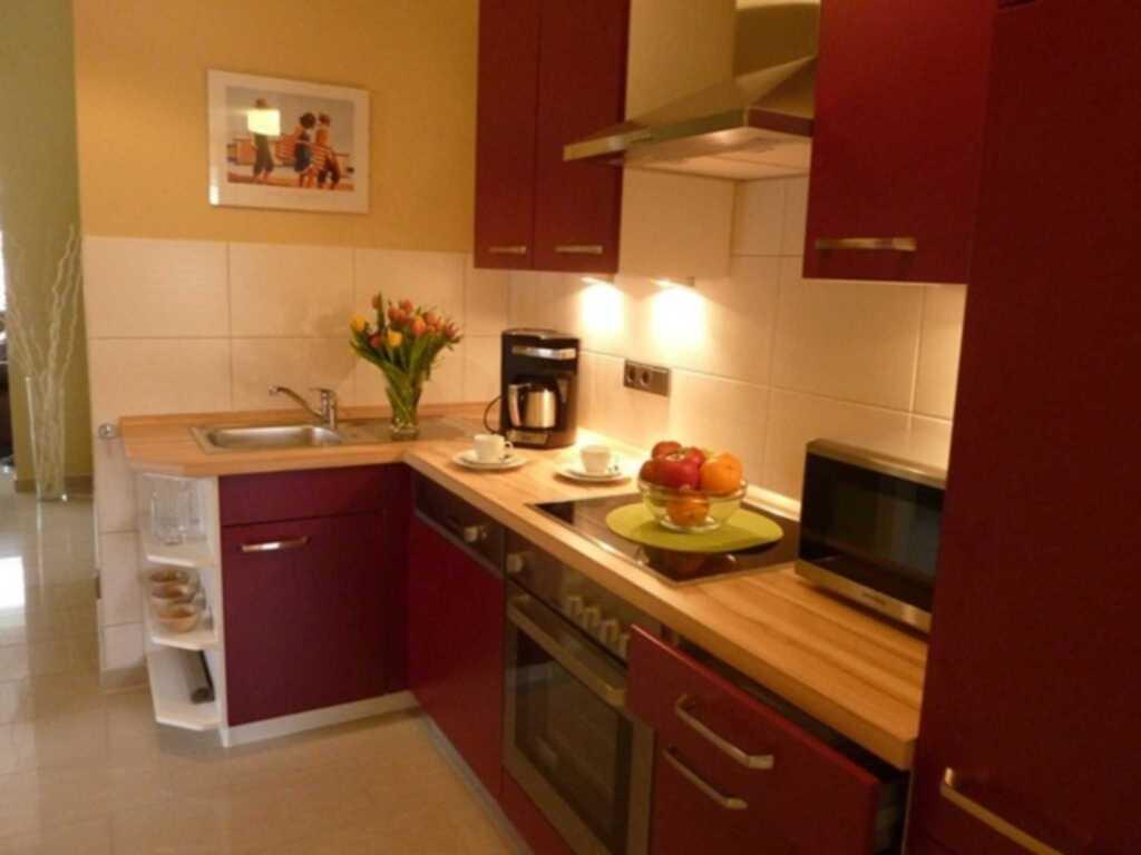 Appartementhaus Wei�e D�ne, Wohnung 12 mit Meerbli