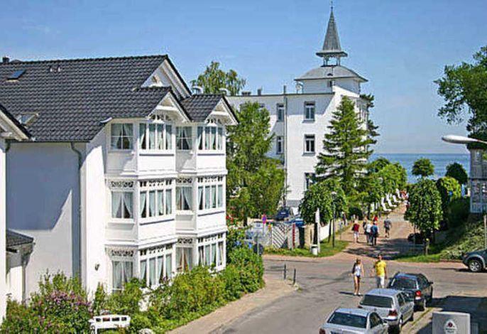 Villa Meernixe**** - nur 50 Meter zum Ostseestrand