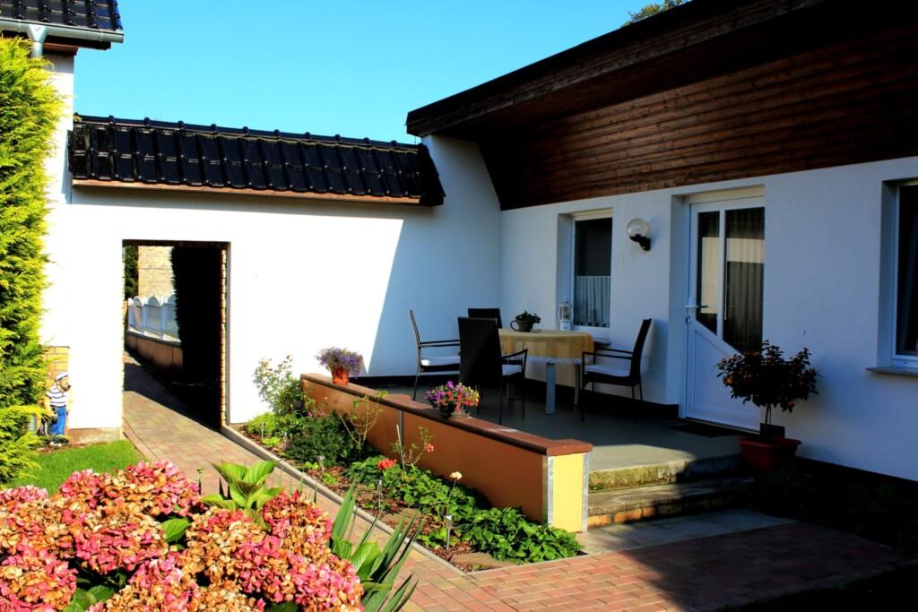 Ferienhaus im Fischerdorf, Ferienhaus