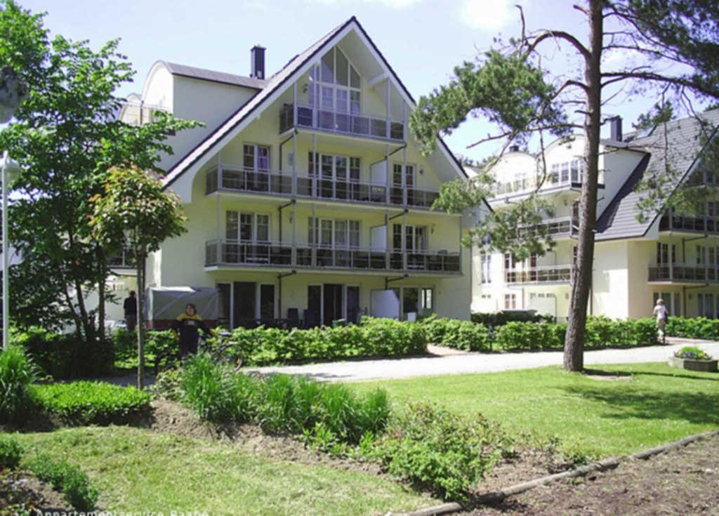 Haus am Meer Nr. 1, Appartement am Kurpark 01 - 03