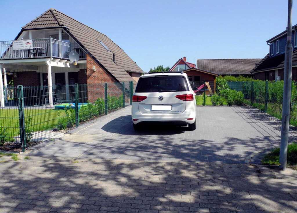 Komfort-Ferienhaus Krabbe bis 8 Pers., 150 m Nords