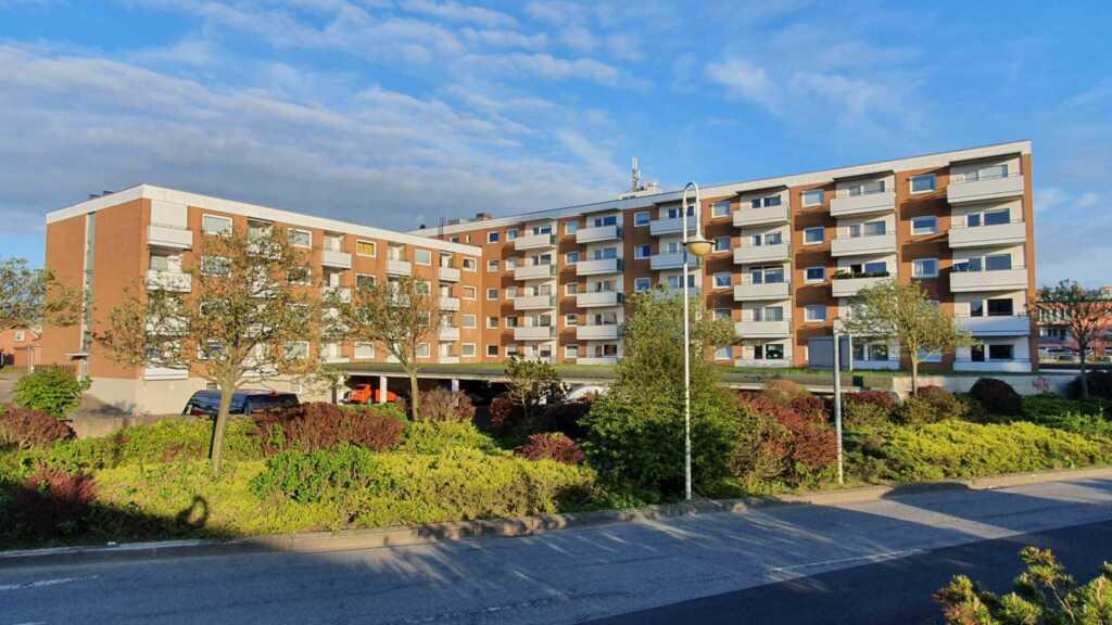 'Haus Nordland' zentrumsnah in Westerland, 83 App