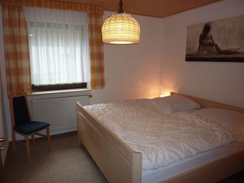 Schlafzimmer, renoviert 2014