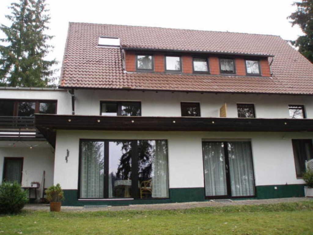 Haus Waldblick, Ferienwohnung Hochparterre groß