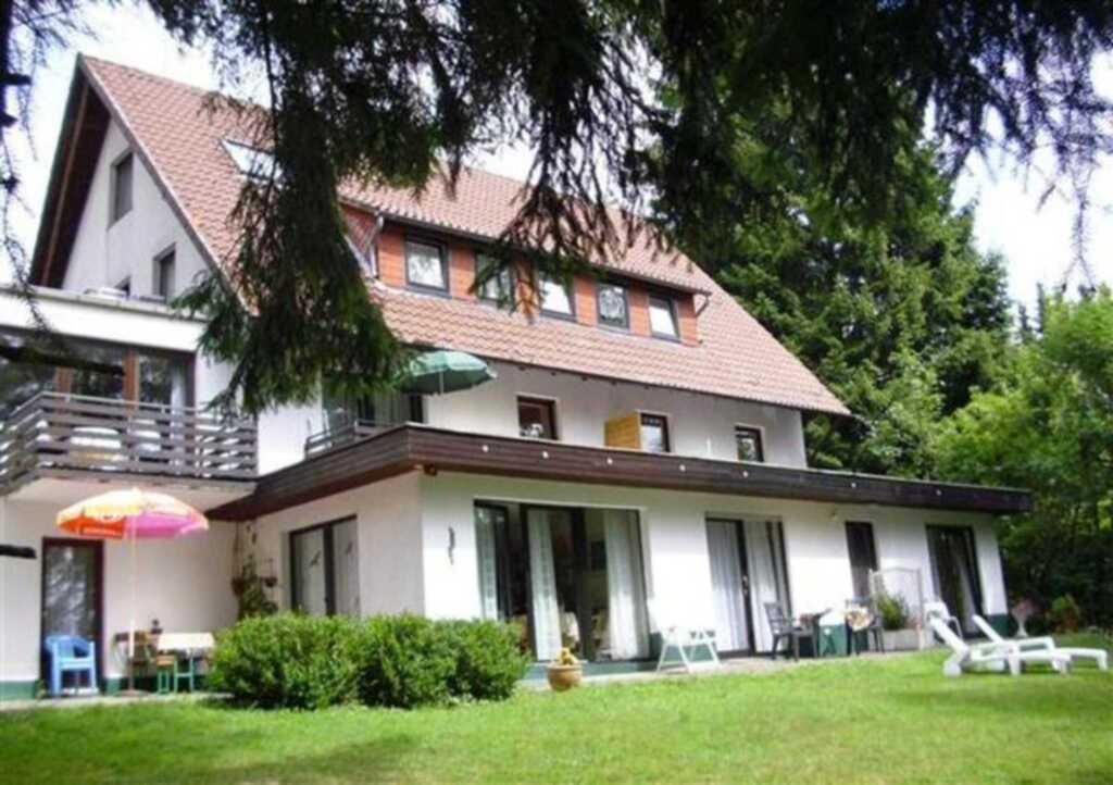 Haus Waldblick, Ferienwohnung Hochparterre klein