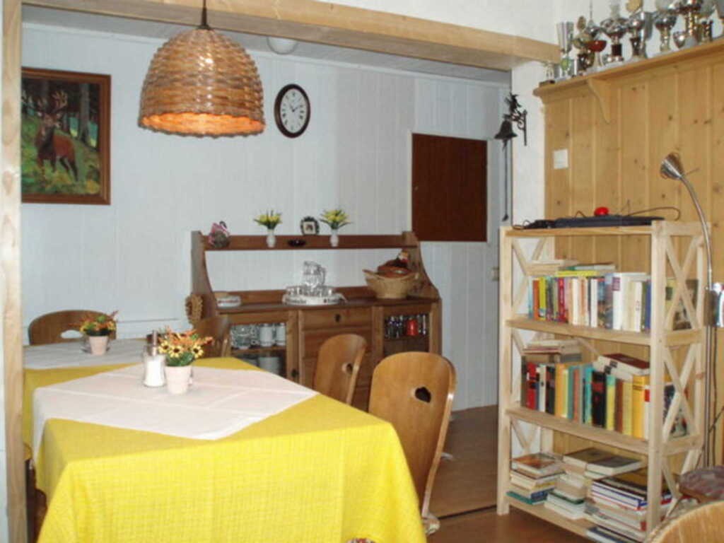 Haus Waldblick, Ferienwohnung Hochparterre klein (