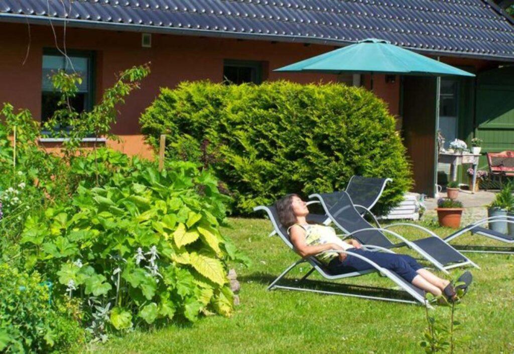 Ferienhaus am Museumshof, Ferienwohnung 'Hauke'