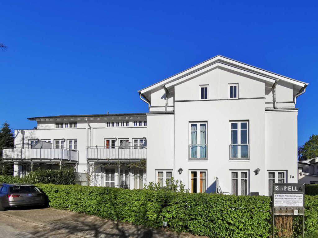 ISABELLA, Haus 1, Zinnowitz, Haus 'Isabella', Reih