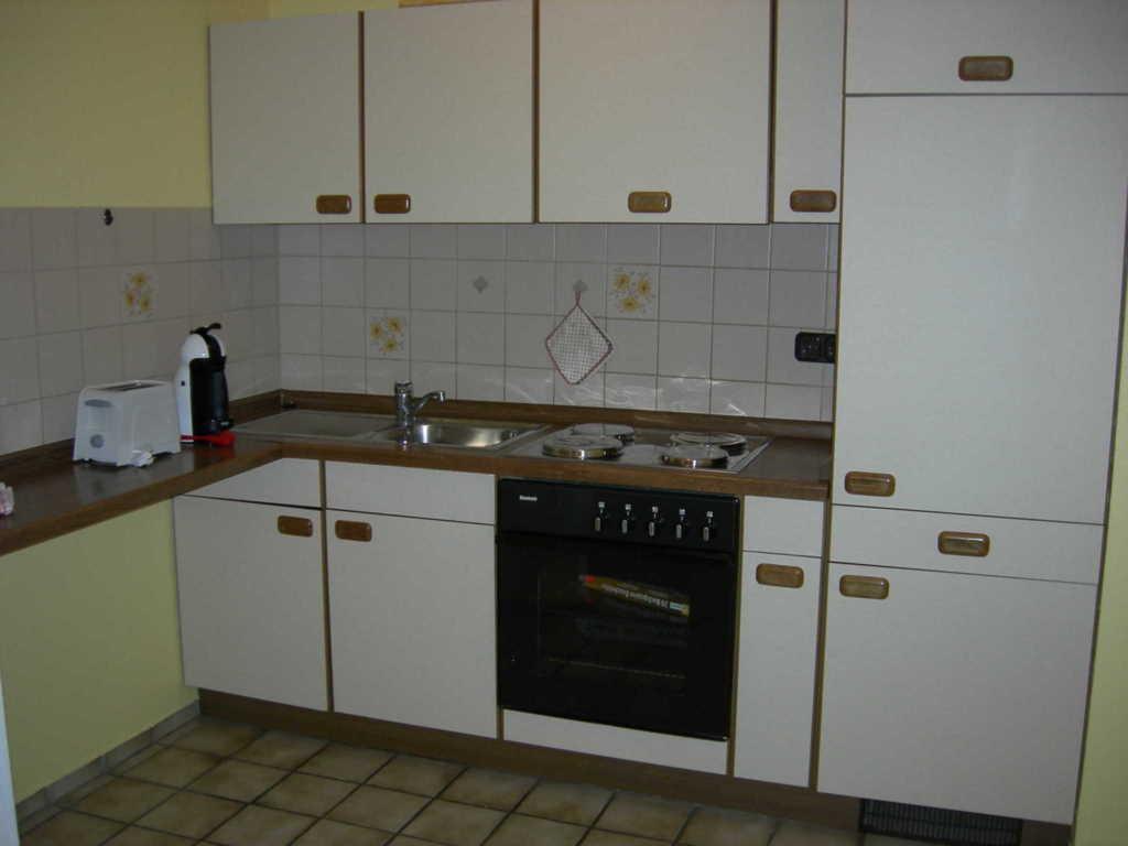 BUE - Appartementhaus Röttger ***, 006 2-Raum Terr