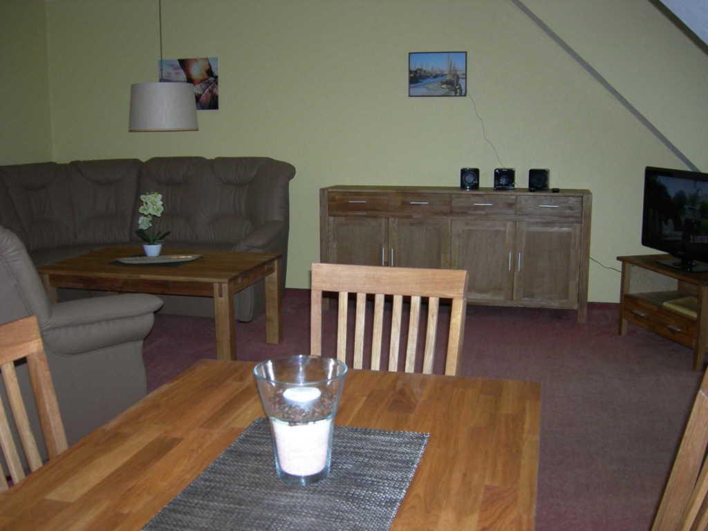 BUE - Appartementhaus Röttger ***, 007 1-Raum Terr