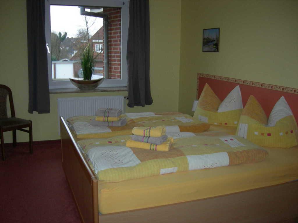 BUE - Appartementhaus Röttger ***, 110 2-Raum Balk