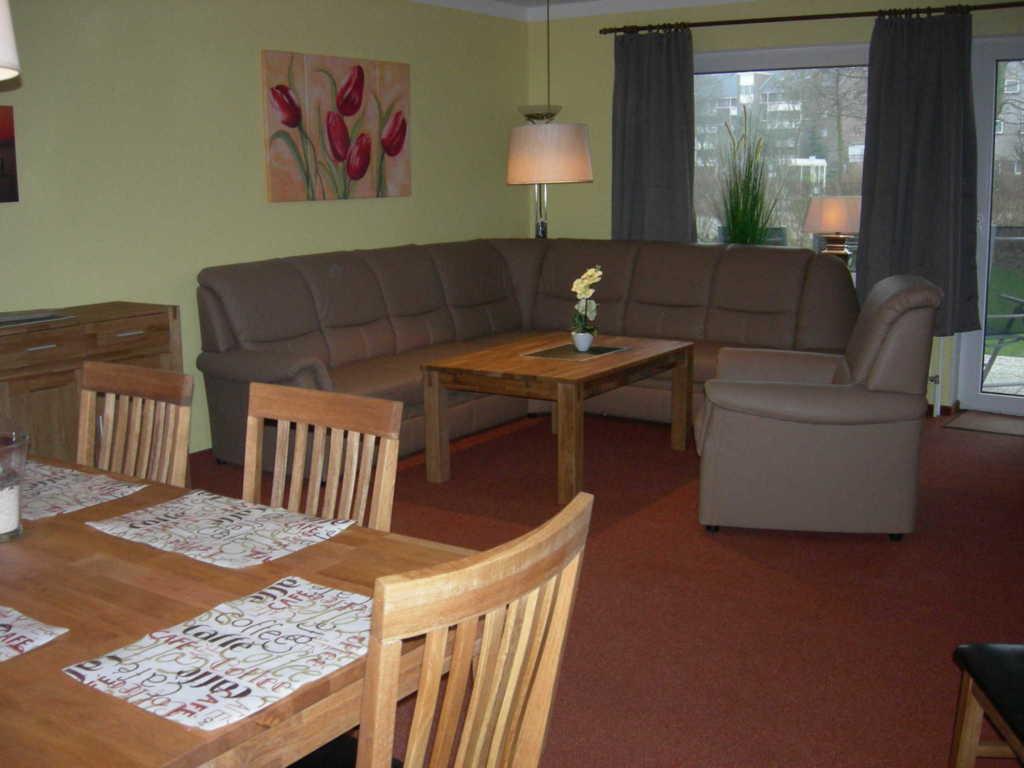 BUE - Appartementhaus Röttger ***, 218 2-Raum Balk