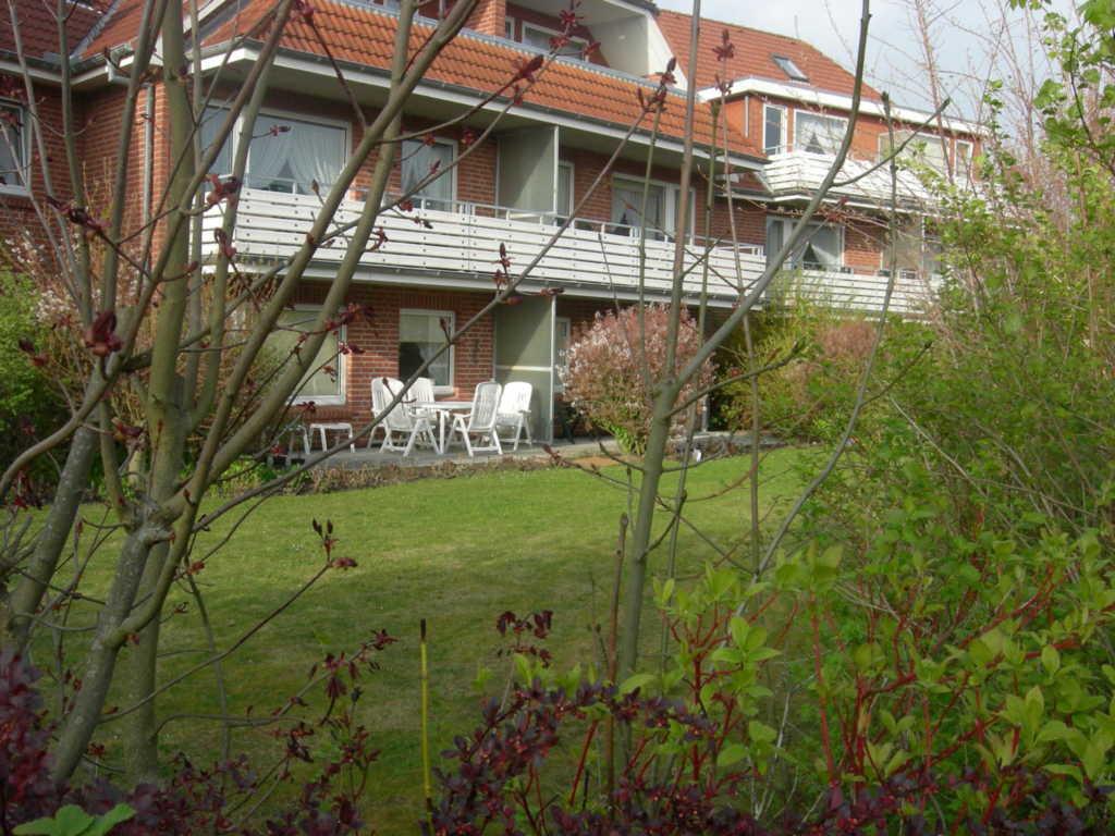 BUE - Appartementhaus Röttger ***, 220 2-Raum Balk