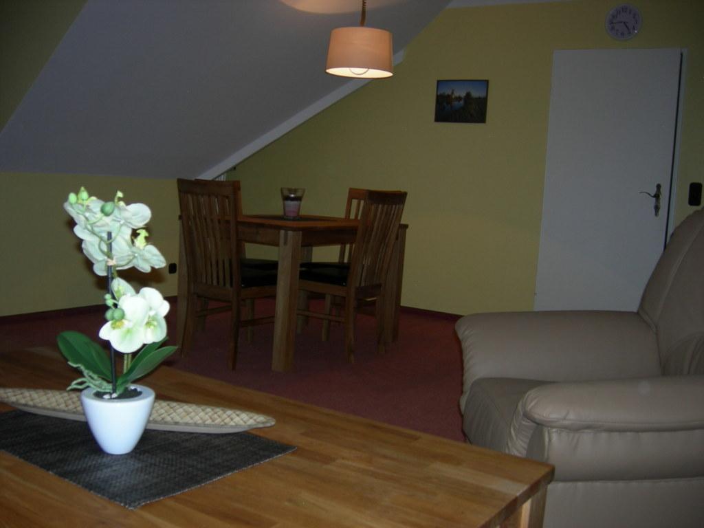 BUE - Appartementhaus Röttger ***, 224 1-Raum Balk