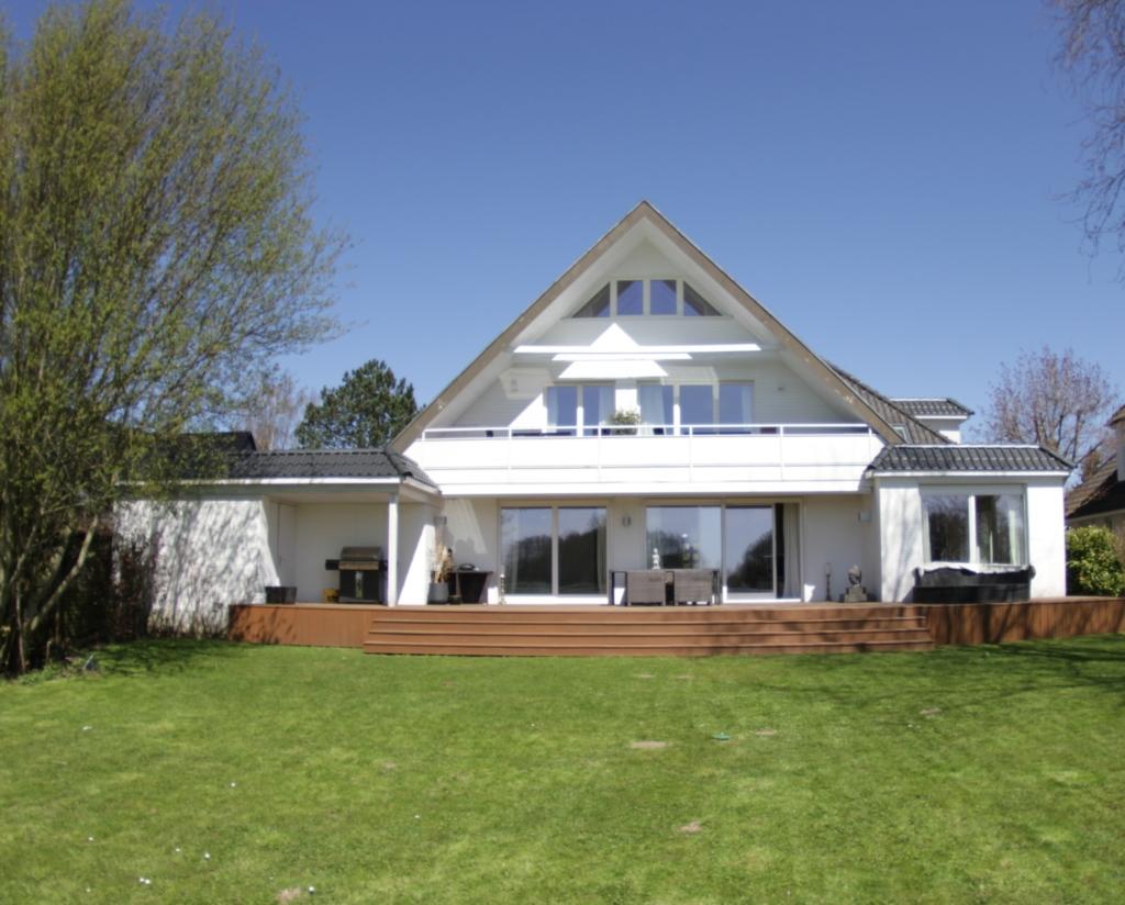 3) Villa Birkenallee, II App. Stranddüne