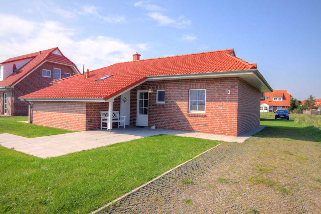 Haus Klipper - Nordseebad Burhave, Klipper #W17 (S