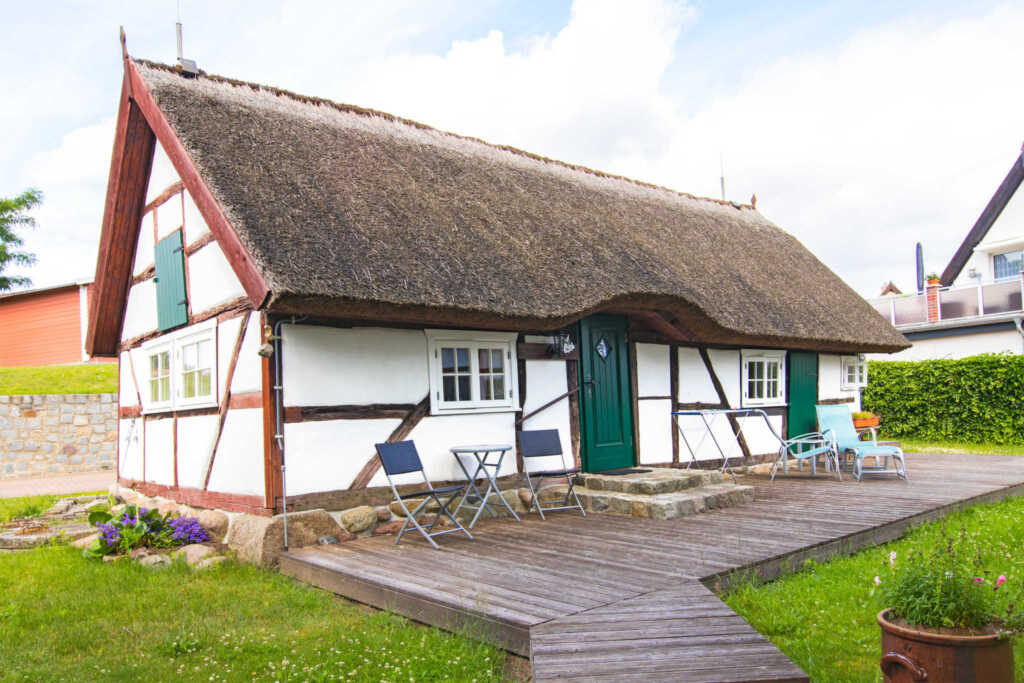 Ole Koot und Fischerkate Familie Holtz, Fewo 'Ole