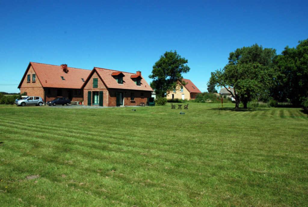 Rügener Ferienhäuser mit Kamin ***, Ferienhaus Kra
