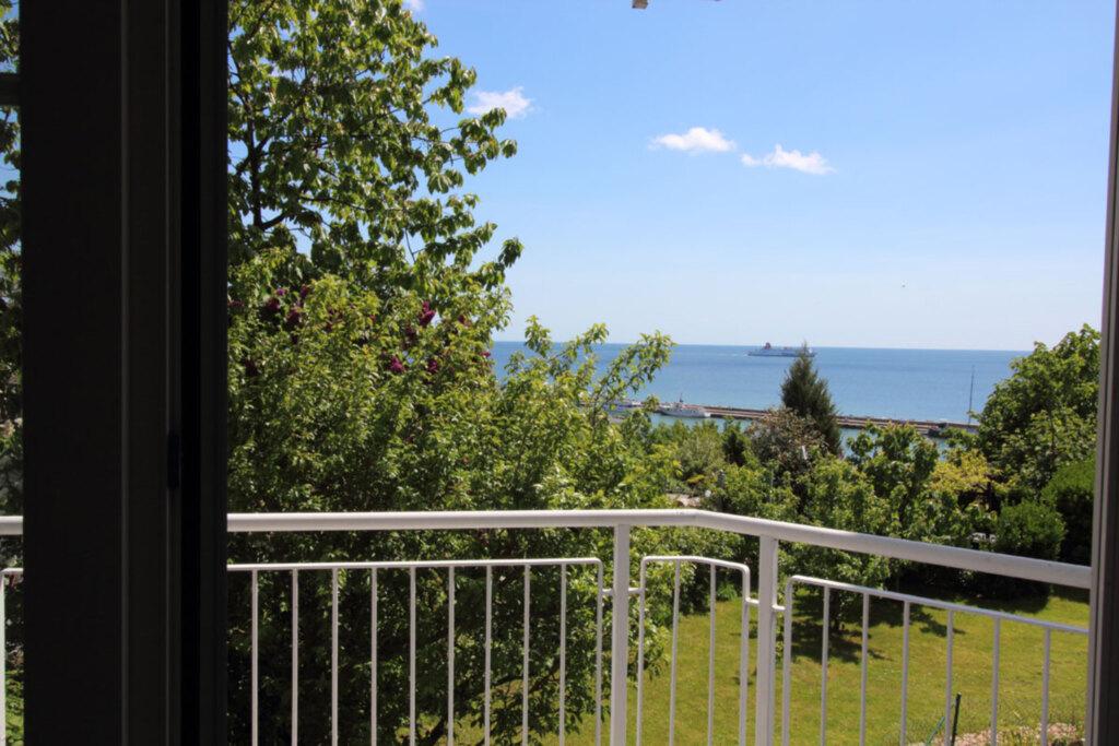 TSS Ferienwohnung 'Meerblick und Hafenromantik', F
