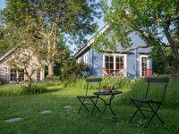 Bei Zingst: Schmidt's Ferienhäuser, Ferienhaus gelb in Lüdershagen - kleines Detailbild