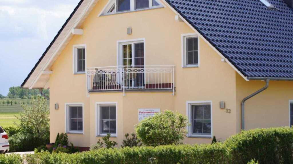 Ferienhaus 'Am Achterwasser' mit 3 Wohnungen, 3-Ra