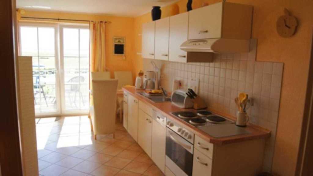 Ferienhaus 'Am Achterwasser' mit 3 Wohnungen, 2-Ra