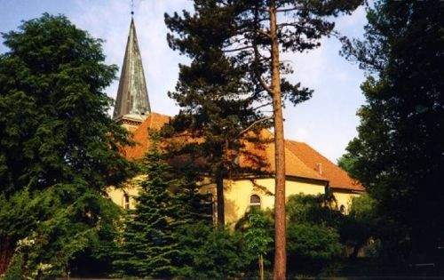 Christuskirche in Harpstedt