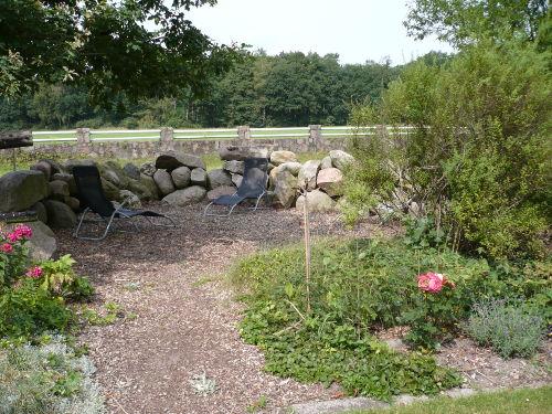Entschleunigen im Steingarten