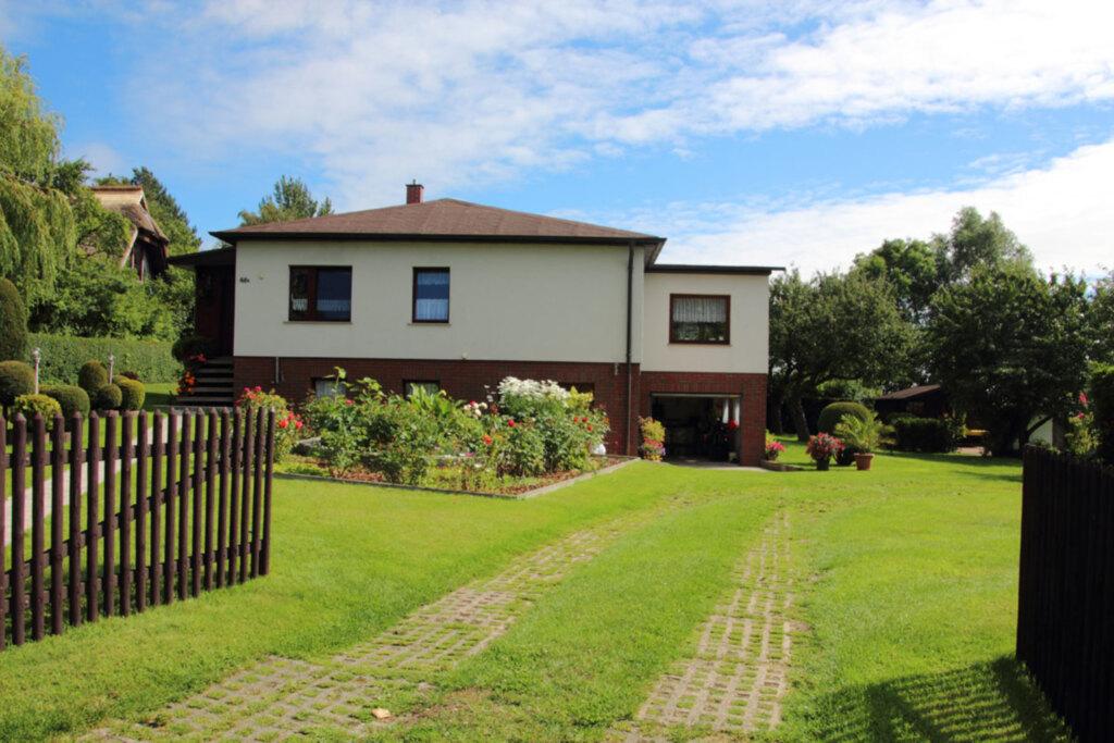 TSS Ferienwohnung Dorn -in Boddenn�he, FW
