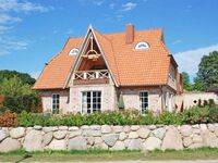 Fachwerkhäuser Seedorf F 591 Fachwerkvilla 'Johanna Maria', FS01 in Seedorf - kleines Detailbild