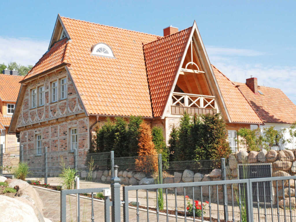 Fachwerkh�user Seedorf F 591 Fachwerkvilla 'Johann