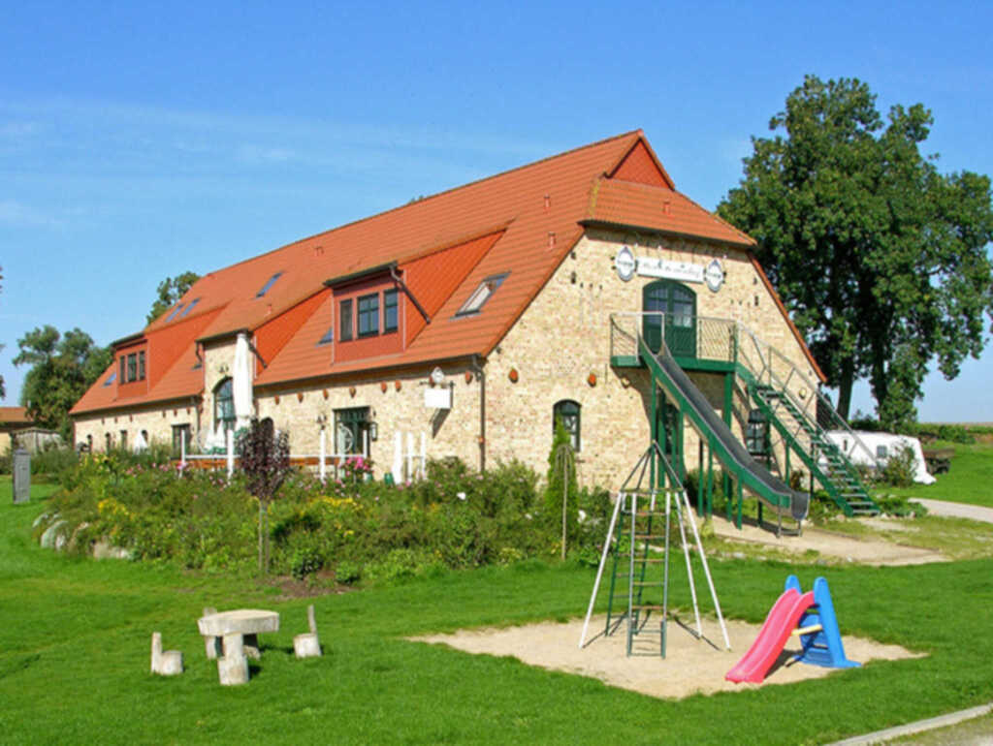 Ferienhof auf Rügen, 01 Ferienwohnung