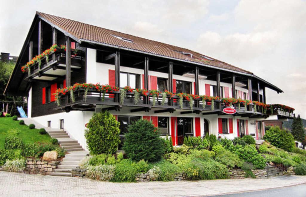 Prinzenhof, Ferienwohnung 2 'Glockenberg'