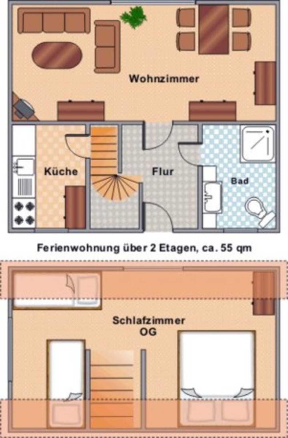 TSS Ferienwohnung Karger, Karger FW