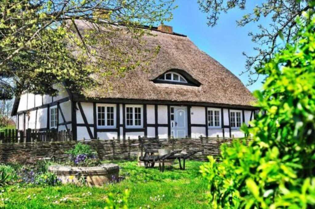 Fachwerkhaus Zirkow, Ferienwohnung in historischem