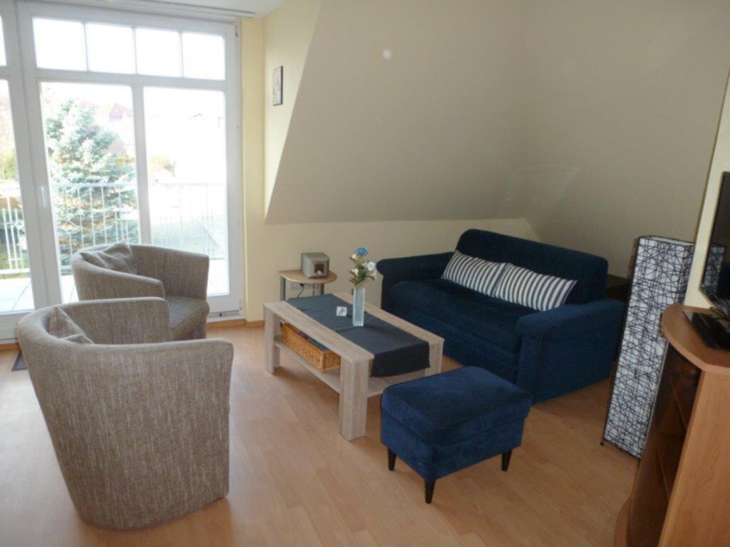Appartementhaus 'Strandburg', (225-1) 2- Raum- App