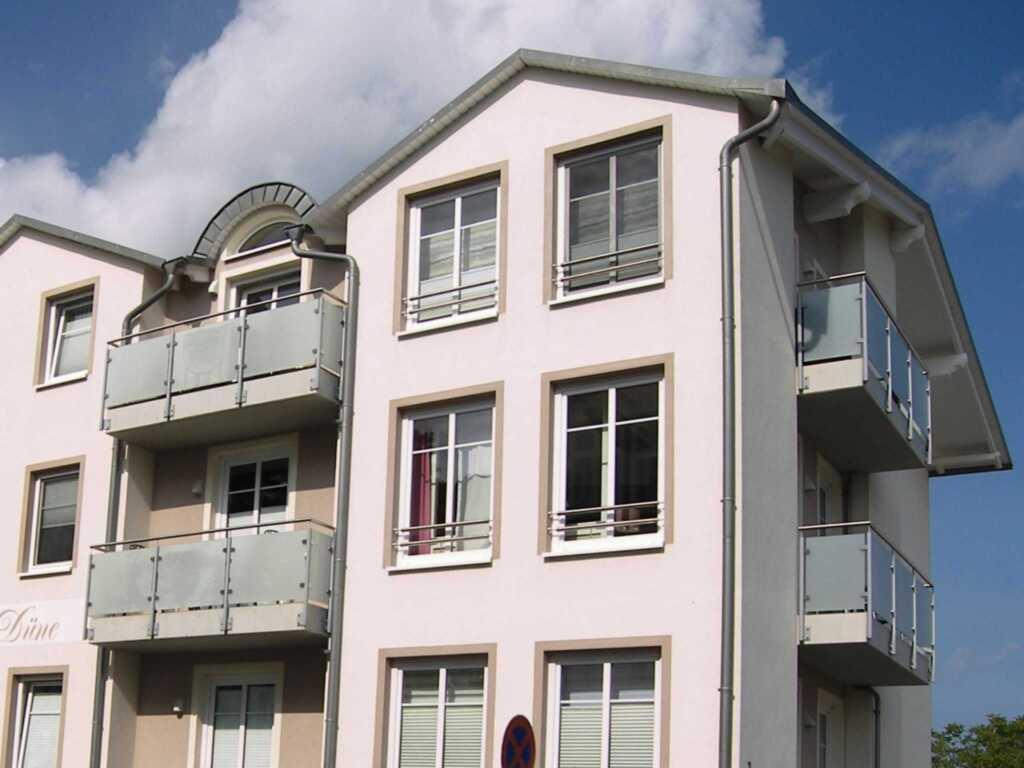 Appartement Weiße Düne 10 mit Fahrstuhl + Tiefgara