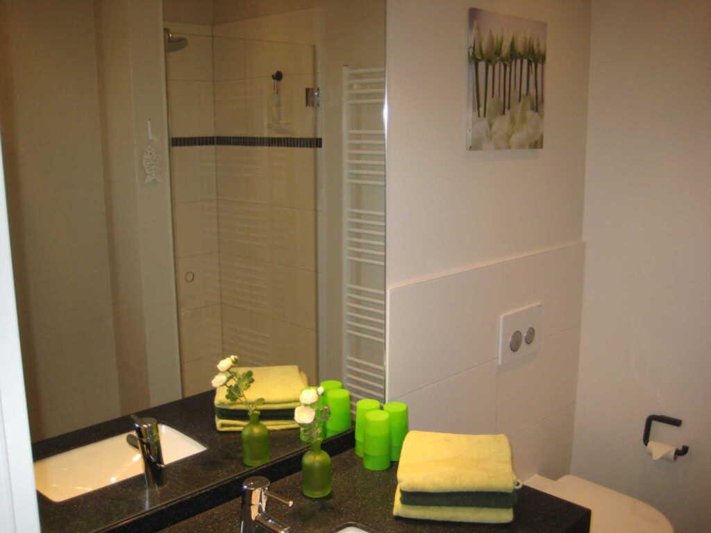 BUE - Appartementhaus 'Westwind', 3-Raum 002 Amela
