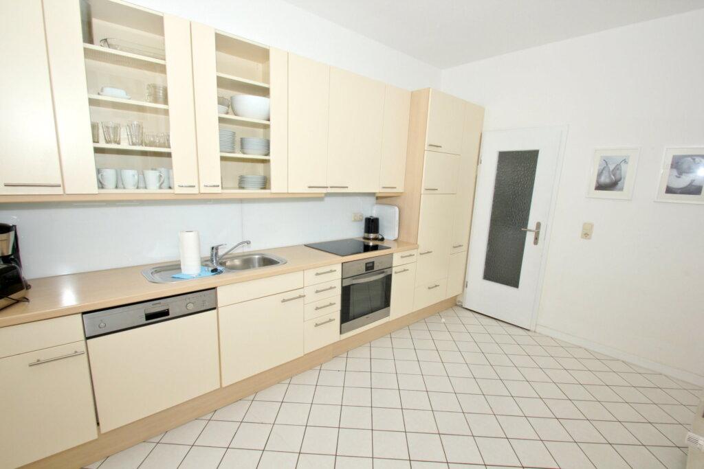 Residenz Strandeck, D 01: 90 m², 3-Raum, 4 Erw. +