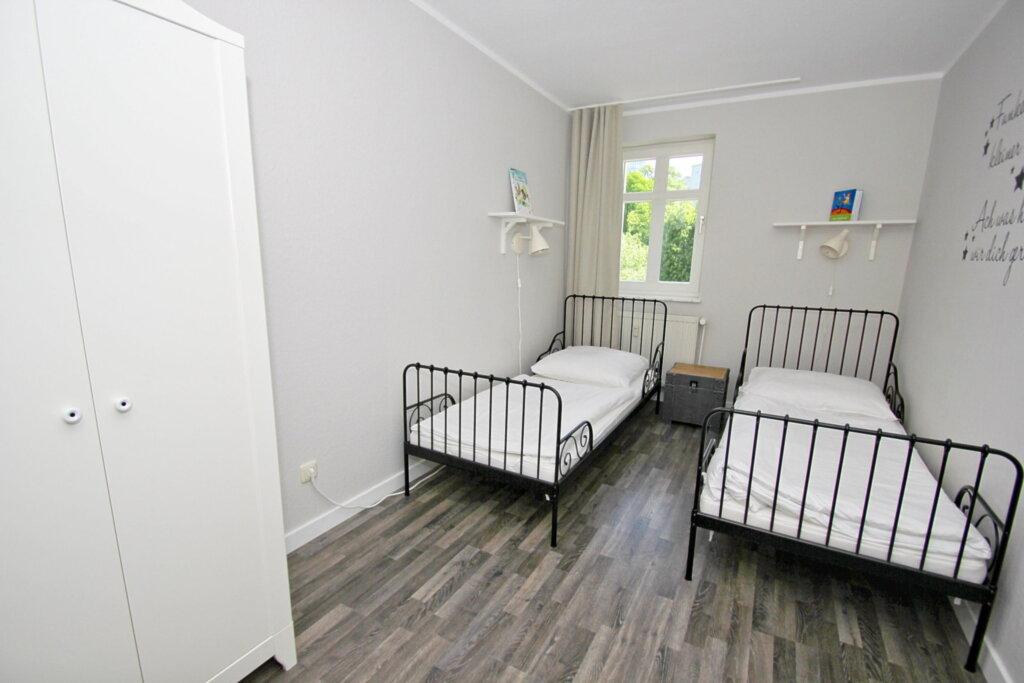 Residenz Strandeck, D 04: 90 m², 3-Raum, 4 Erw. +