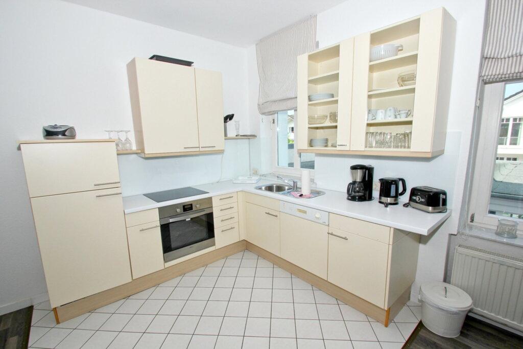 Residenz Strandeck, B 02: 50 m², 2-Raum, 4 Pers. (